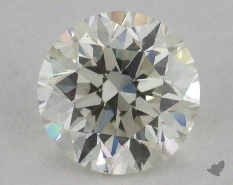 0.70 Carat K-SI2 Good Cut Round Diamond