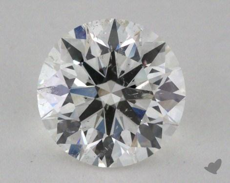 1.73 Carat G-SI2 Excellent Cut Round Diamond