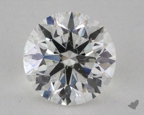 1.73 Carat G-SI2 Excellent Cut Round Diamond