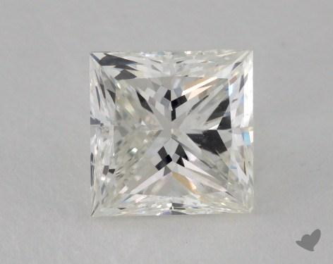 1.51 Carat I-VS2 Princess Cut Diamond