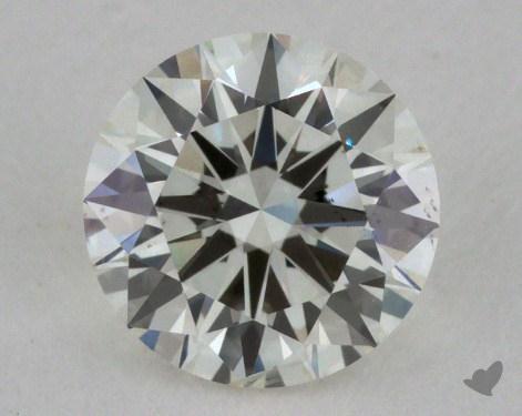 0.73 Carat J-SI2 Excellent Cut Round Diamond