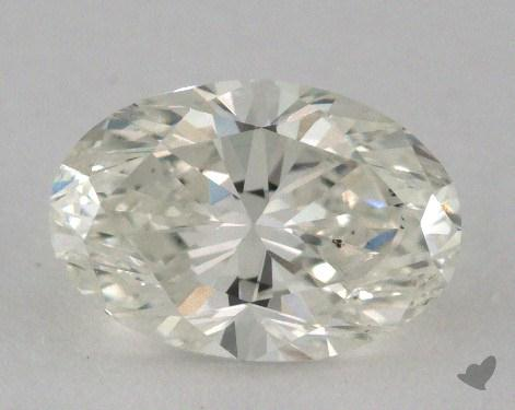 1.03 Carat I-VS2 Oval Cut Diamond 