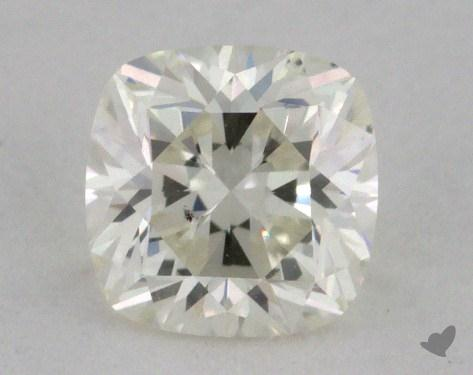 0.52 Carat J-SI1 Cushion Cut Diamond