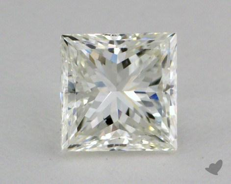 1.60 Carat H-VS2 Very Good Cut Princess Diamond