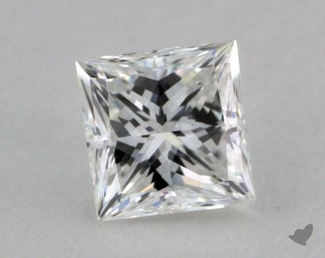0.71 Carat E-IF Ideal Cut Princess Diamond