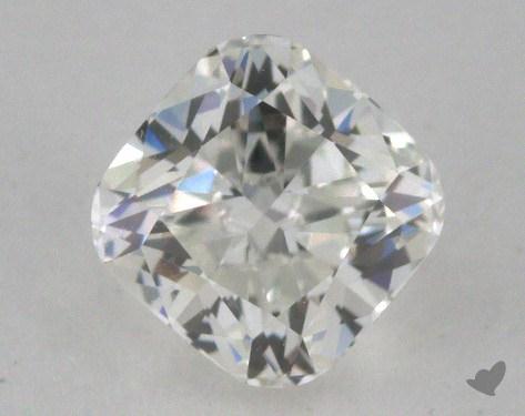 0.74 Carat I-VVS2 Cushion Cut Diamond