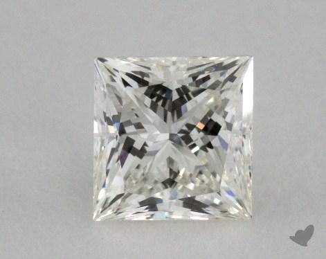 0.97 Carat I-IF Princess Cut  Diamond