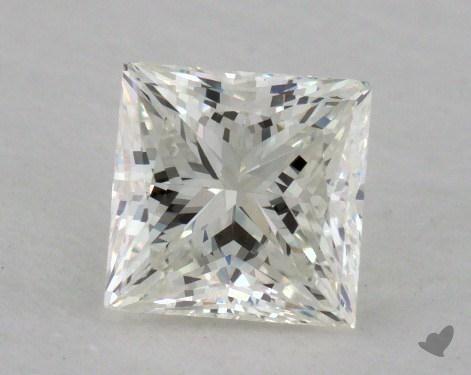 1.02 Carat J-VS1 Very Good Cut Princess Diamond