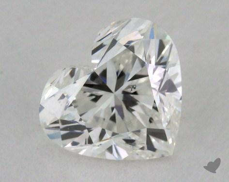 1.01 Carat H-VS2 Heart Shape Diamond