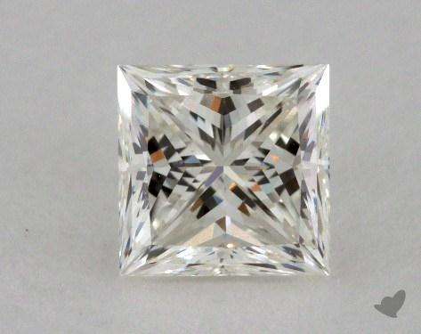 1.01 Carat K-VVS1 Ideal Cut Princess Diamond