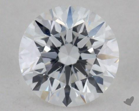 0.45 Carat D-VS2 Very Good Cut Round Diamond