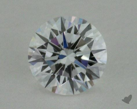 0.50 Carat D-VVS1 Very Good Cut Round Diamond