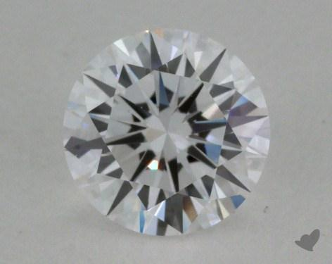 0.70 Carat D-VS1 Ideal Cut Round Diamond