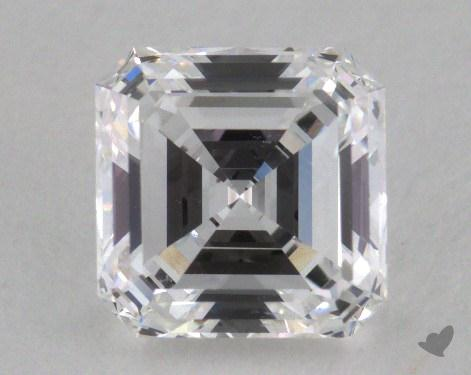1.01 Carat D-VS2 Asscher Cut Diamond