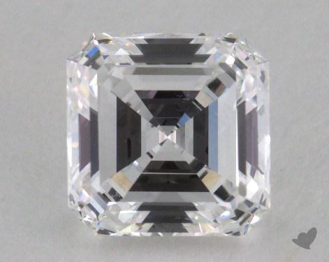 1.01 Carat D-VS2 Asscher Cut Diamond