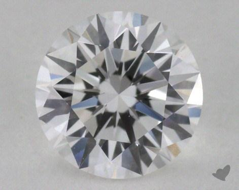 1.01 Carat E-VS1 Very Good Cut Round Diamond
