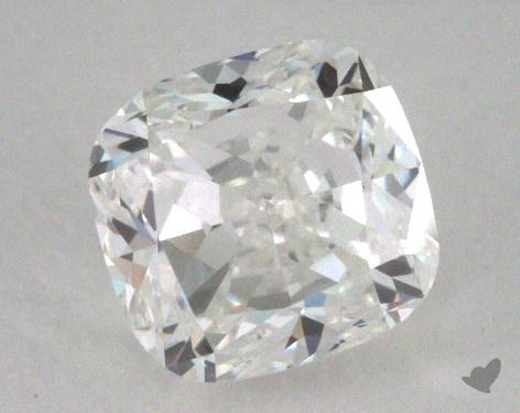 1.02 Carat F-VVS1 Cushion Cut Diamond