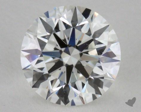 1.30 Carat F-VS2 Excellent Cut Round Diamond