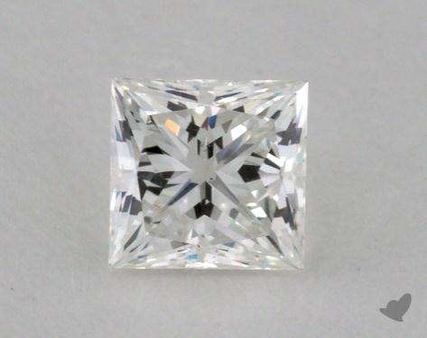 0.50 Carat H-VS2 Ideal Cut Princess Diamond
