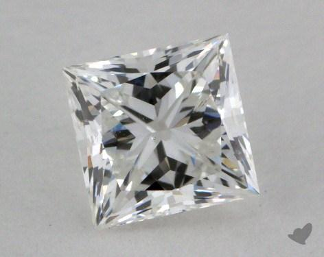 0.85 Carat G-SI1 Princess Cut Diamond