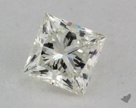0.81 Carat K-SI2 Princess Cut  Diamond