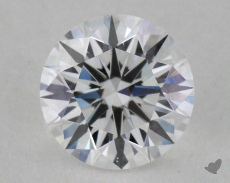 1.03 Carat D-VS2 Excellent Cut Round Diamond 