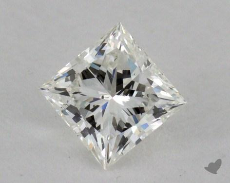 0.72 Carat G-SI1 Ideal Cut Princess Diamond