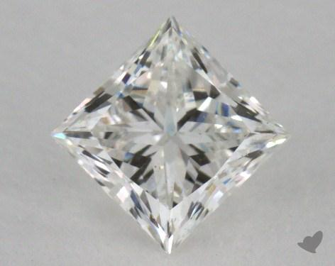0.75 Carat G-SI1 Ideal Cut Princess Diamond
