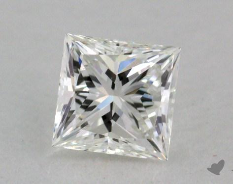 0.70 Carat G-VVS1 Very Good Cut Princess Diamond