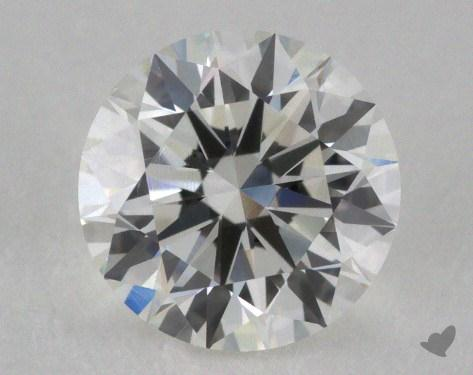 0.91 Carat G-VS2 Excellent Cut Round Diamond