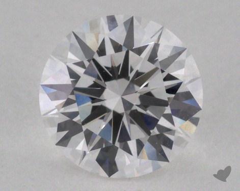 1.05 Carat F-VS1 Excellent Cut Round Diamond