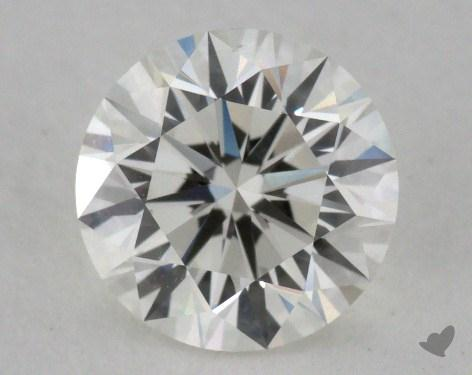 1.09 Carat I-VS1 Very Good Cut Round Diamond