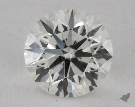 1.02 Carat J-VS2 Excellent Cut Round Diamond