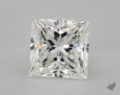 2.08 Carat I-VS1 Ideal Cut Princess Diamond