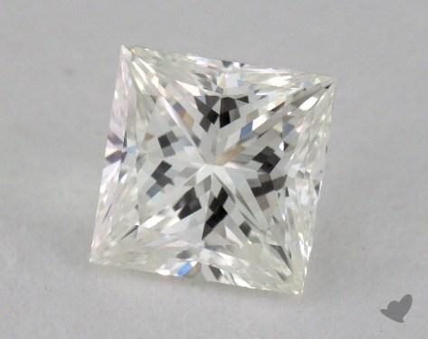 1.21 Carat I-VVS2 Very Good Cut Princess Diamond
