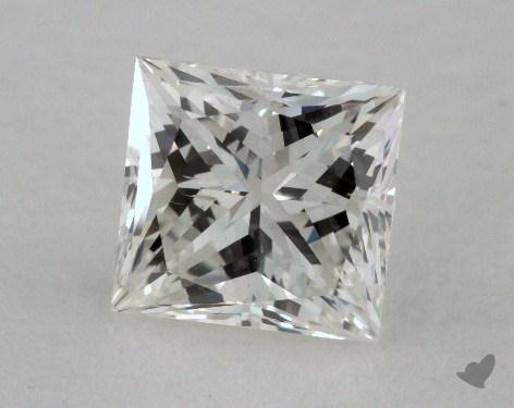 1.73 Carat J-SI2 Good Cut Princess Diamond
