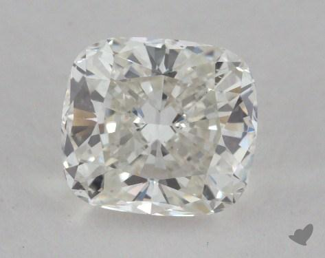 0.72 Carat H-VS2 Cushion Cut Diamond