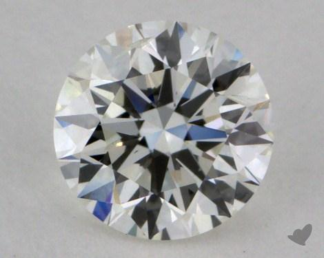 0.71 Carat H-SI2 Excellent Cut Round Diamond