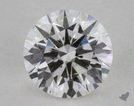 0.71 Carat G-SI2 Excellent Cut Round Diamond