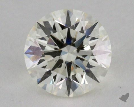 1.72 Carat K-VS1 Excellent Cut Round Diamond
