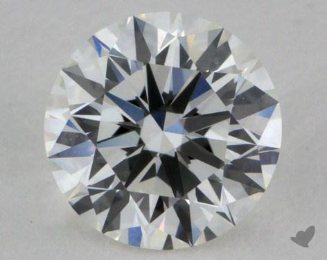 0.73 Carat G-VVS2 Excellent Cut Round Diamond