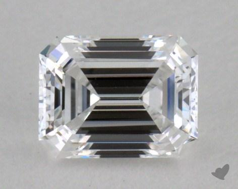 0.46 Carat E-IF Emerald Cut Diamond