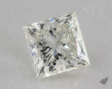 1.03 Carat I-SI2 Excellent Cut Princess Diamond