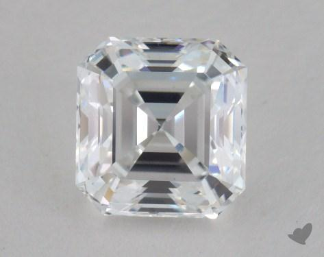 2.03 Carat E-VS1 Asscher Cut  Diamond