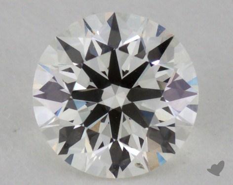 0.80 Carat I-VS2 Ideal Cut Round Diamond
