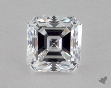 2.04 Carat E-VS1 Asscher Cut Diamond