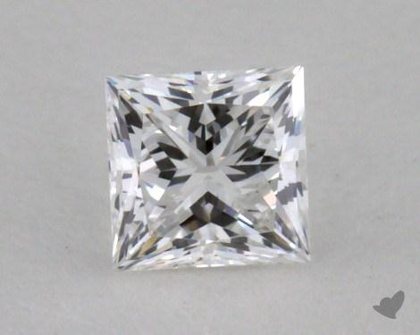 <b>0.31</b> Carat E-VS1 Princess Cut Diamond