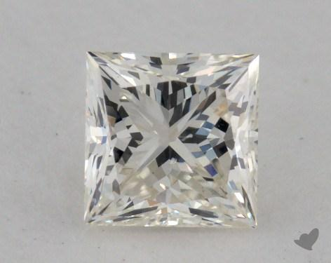 0.60 Carat K-SI2 Ideal Cut Princess Diamond