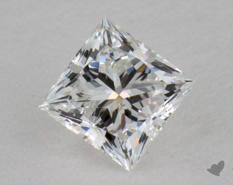 0.52 Carat F-I1 Very Good Cut Princess Diamond