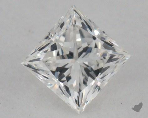 0.41 Carat G-VVS1 Princess Cut  Diamond